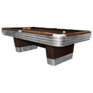 Tournament Size Pool Table Rosewood Rail Pool Table