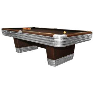 Aluminum Trim Pool Table